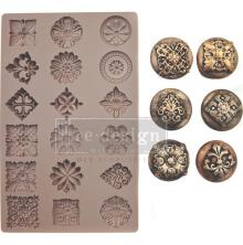 Prima Redesign Mould 5X8 - Curio Trinkets
