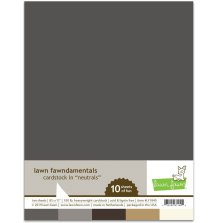 Lawn Fawn Cardstock - Neutrals