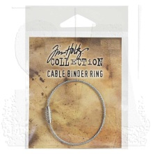 Tim Holtz Cable Binder Ring