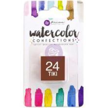 Prima Watercolor Confections Pan Refill - 24 Tiki