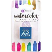 Prima Watercolor Confections Pan Refill - 23 Ocean