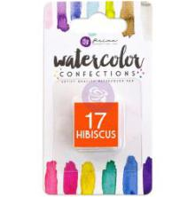 Prima Watercolor Confections Pan Refill - 17 Hibiscus
