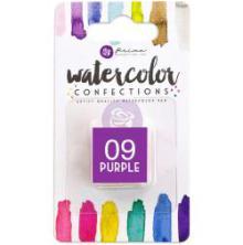 Prima Watercolor Confections Pan Refill - 09 Purple