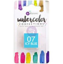 Prima Watercolor Confections Pan Refill - 07 Icy Blue