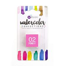 Prima Watercolor Confections Pan Refill - 02 Pinky