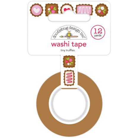 Doodlebug Washi Tape 15mmx12yd - Tiny Truffles