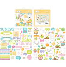 Doodlebug Odds & Ends Die-Cuts - Hoppy Easter