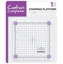 Crafters Companion Stamping Platform 4x4