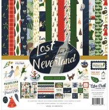 Echo Park Collection Kit 12X12 - Lost in Neverland  UTGÅENDE