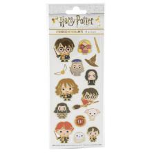 Paper House Faux Enamel Stickers 8X3 - Harry Potter Characters