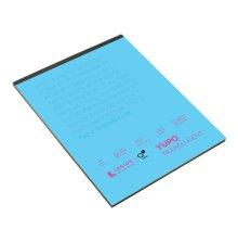 Yupo Paper 11X14 15 Sheets/Pkg - Translucent 153gsm
