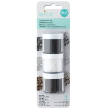 We R Memory Keepers Wick Wax Dye 2g 3/Pkg - Neutral