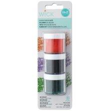 We R Memory Keepers Wick Wax Dye 2g 3/Pkg - Secondary