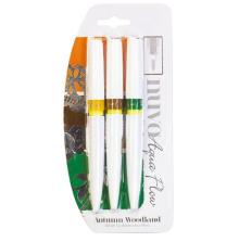 Tonic Studios Nuvo Aqua Flow Pens 3/Pkg – Autumn Woodland 890N