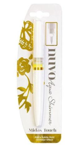 Tonic Studios Nuvo Aqua Shimmer Pen - Midas Touch 881N