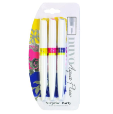Tonic Studios Nuvo Aqua Flow Pens 3/Pkg – Surprise Party 896N