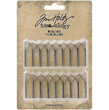 Tim Holtz Idea-Ology Metal Gates 2/Pkg