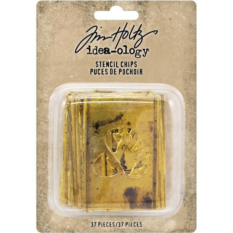 Tim Holtz Idea-Ology Stencil Chips
