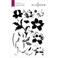 Altenew Clear Stamps 6X8 - Angelique Motifs