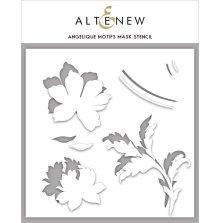 Altenew Stencil 6X6 - Angelique Motifs