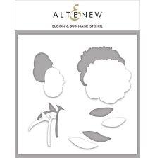Altenew Stencil 6X6 - Bloom & Bud