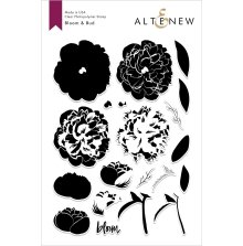 Altenew Clear Stamps 4X6 - Bloom & Bud