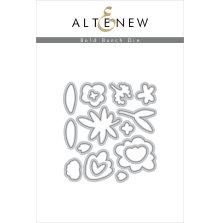 Altenew Die Set - Bold Bunch