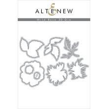 Altenew 3D Die Set - Wild Rose