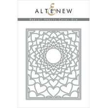 Altenew Die Set - Radial Hearts Cover