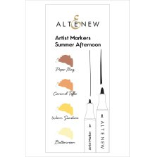 Altenew Artist Markers Set - Summer Afternoon