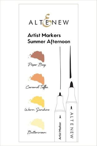 Altenew Artist Markers Set - Summer Afternoon