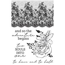 Kaisercraft Clear Stamps 6X4 - Two Souls