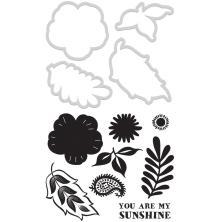 Kaisercraft Dies & Stamps - Sunshine