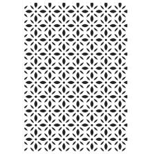 Kaisercraft Embossing Folder 4X6 - Liberty