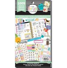 Me & My Big Ideas Happy Planner Sticker Value Pack - Essential Planning