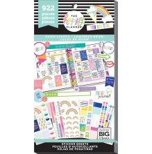 Me & My Big Ideas Happy Planner Sticker Value Pack - Neon Lights