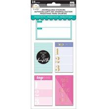Me & My Big Ideas Happy Planner Medium Flip Stickers - Productivity