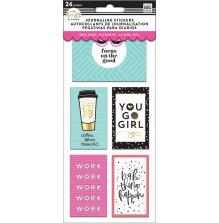 Me & My Big Ideas Happy Planner Medium Flip Stickers - Boss Babe