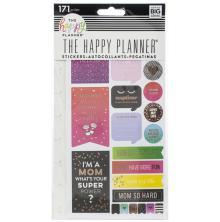 Me & My Big Ideas Happy Planner Stickers - Mom Boss