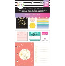 Me & My Big Ideas Happy Planner Multi Accessory Pack - Household