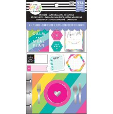 Me & My Big Ideas Happy Planner Multi Accessory Pack - Meal Planning