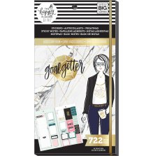 Me & My Big Ideas Happy Planner Accessory Book - Goal Getter