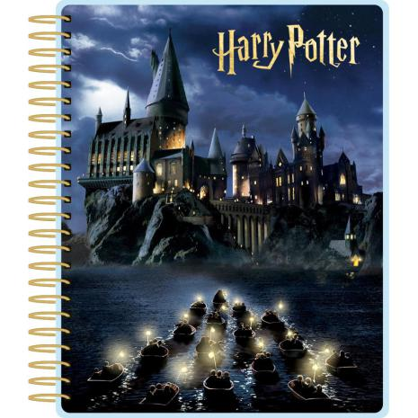 Paper House Life Organized 12-Month Planner - Harry Potter Hogwarts At Night