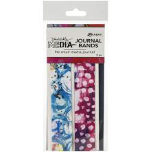 Dina Wakley Media Printed Journal Bands - Small