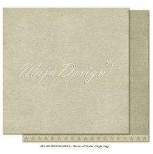 Maja Design Monochromes 12X12 Shades of Denim - Light Sage