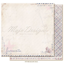 Maja Design Denim & Girls 12X12 - Favourite Jeans