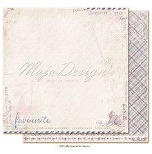 Maja Design Denim & Girls 12X12 - Favourite Jeans