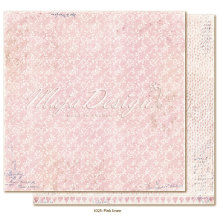 Maja Design Denim & Girls 12X12 - Pink linen