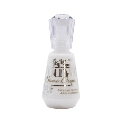 Tonic Studios Nuvo Stone Drops 44ml - Chalk White 1296N