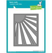 Lawn Fawn Custom Craft Die - Sunray Backdrop